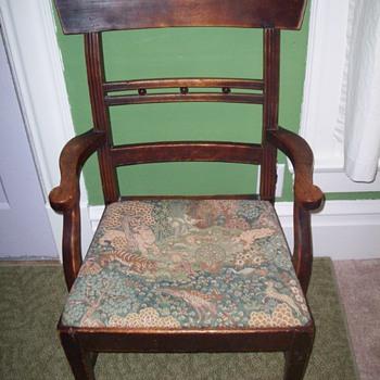 Chair Chaos, Identification Help