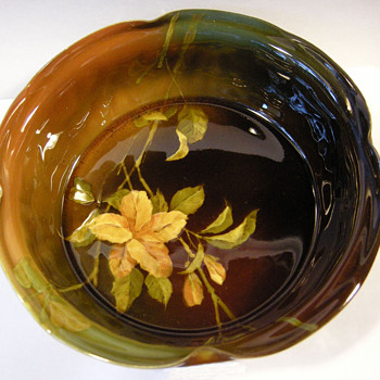 Rookwood Covered Dish - Pottery