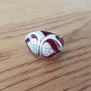 Nice silver ring - Fine Jewelry