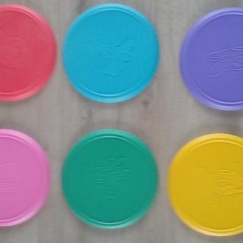 Vintage Disney frisbee's  - Toys