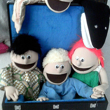 Stage Hand Puppets
