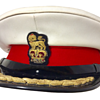 Royal Marine Brigadier's Dress cap