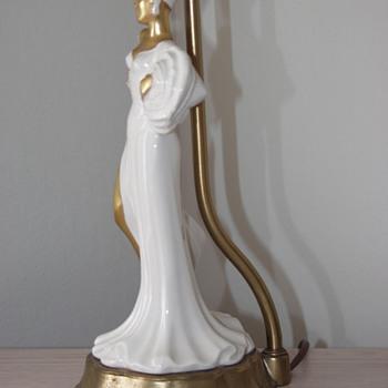 Lady Lamp - identify - Lamps