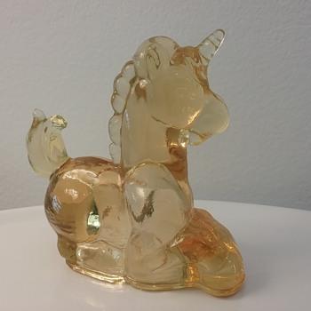 Boyd Glass unicorn  - Animals