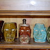 MY Collection of Jack Wittenbrink Pottery , Face Vases,  Artist New Orleans