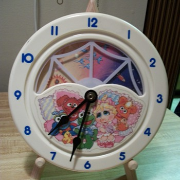 Muppets clock - Clocks
