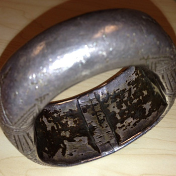 Old African Metal Bracelet? - Costume Jewelry