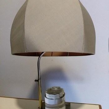 Claude de Muzac lamp - Art Deco