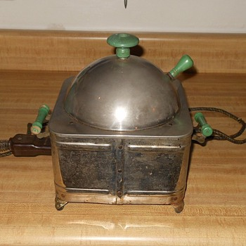 Bersted Mfg. Co Model 400 Popcorn Popper