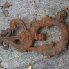 Antique cast - iron sculpture, Need some help with this one...
