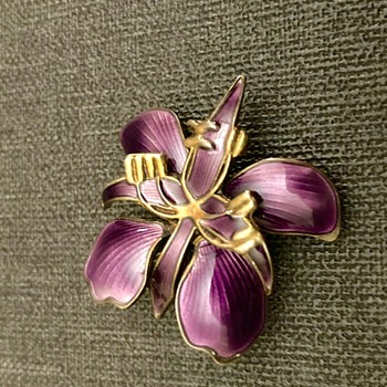 David Anderson Norway brooch - Fine Jewelry