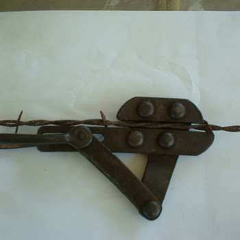 Barb Wire Stretchers - Tools and Hardware