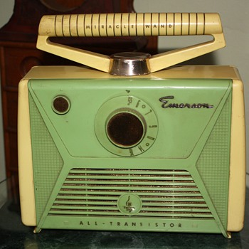 Emerson Miracle Wand Radio