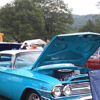 Car Show... - Classic Cars
