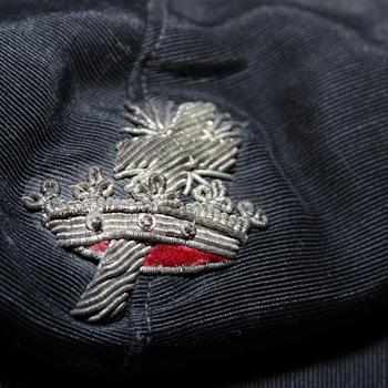 Masonic Knights Templar or Royal Black Institution? Real silver thread?