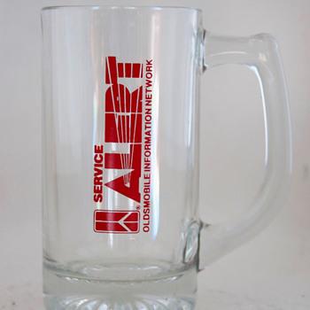 Oldsmobile Promotional Mug - Advertising