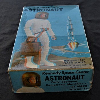 Kennedy Space center ASTRONAUT - Toys