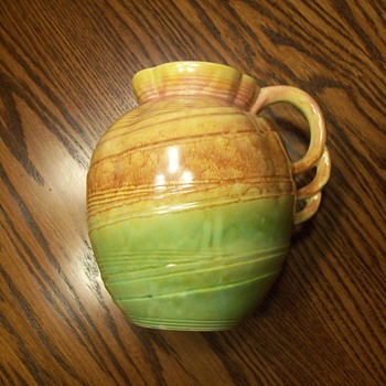 VINTAGE  SylvaC  POTTERY PITCHER - Pottery