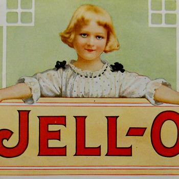JELL-O Advertising, March 1918 - Advertising