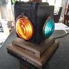 Dads train lantern #465A