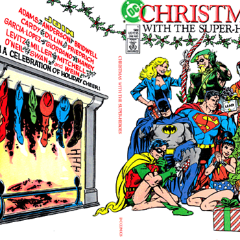 Merry Christmass!! From Frosty21!!! - Comic Books
