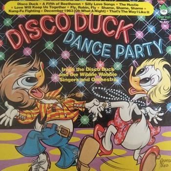 """12"""" VINYL DISC....#82 - Records"""
