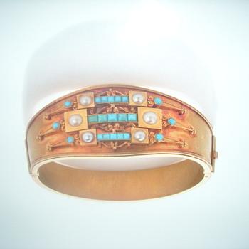 My lovely C ARLO GIULIANO bracelet :) - Fine Jewelry