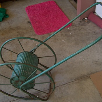 Antique Hose Reel, unknown MFG.  - Tools and Hardware