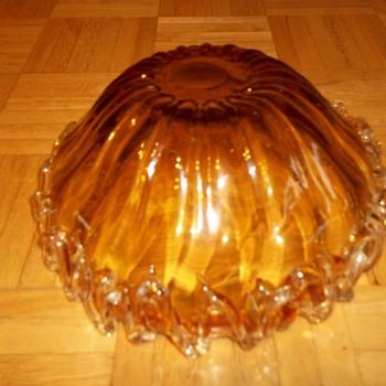 Glass Bowl - Glassware