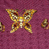 Butterfly Brooch and Earring set....