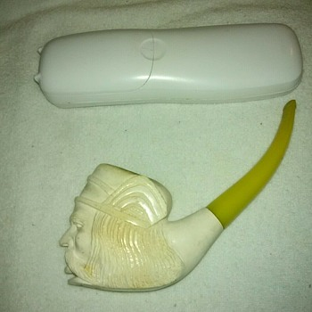 Help with ID of Vintage Meerschaum Pipe Mark - Tobacciana