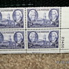 1946 Tennessee Volunteer State 150th Anniversary Of Statehood 3¢ Stamps