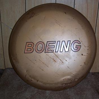 Vintage Boeing ???sign??? - Advertising