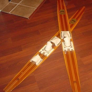 Vintage Skis - Pennsylvania Aqua Balance - Sporting Goods
