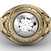 Portland Beavers 1945 Pennant Ring
