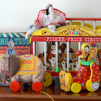 My Circus Toy Collection