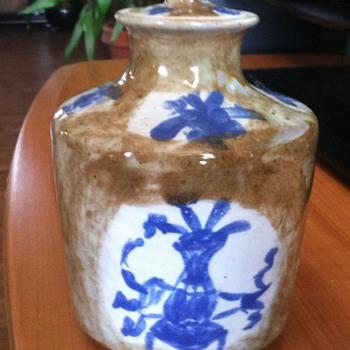 Little pottery jar - Pottery
