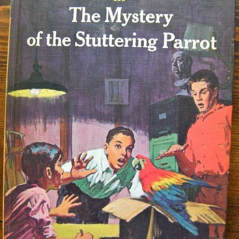Alfred Hitchcock and the Three Investigators