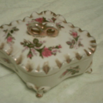 "beautiful ""jewelry"" box - Fine Jewelry"