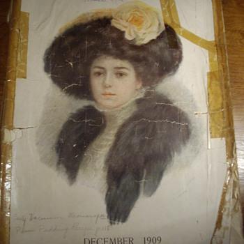 """1909 """"The Designer"""" magazine. - Paper"""