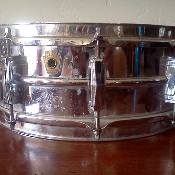 Early 1960's Ludwig Supraphonic 400 Ludaloy SN 88262 - Musical Instruments