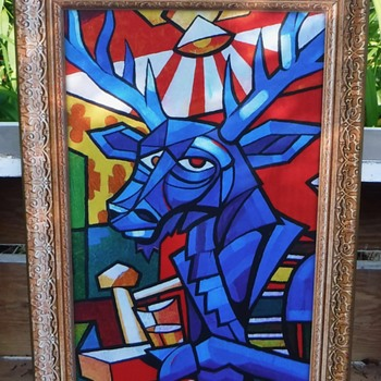 Blue Buck Phillips Brewing Company Poster - Signs