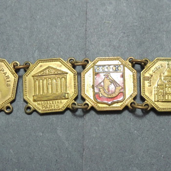 Help IDing this Bracelet Paris Charm?? - Fine Jewelry