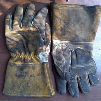 TILLMAN 50 2X industrial welding gloves - Accessories