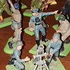 Ww2 Dee tail toy soldiers