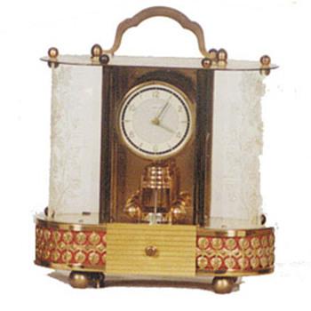 German anniversary 8 day shelf or mantle clock - Clocks