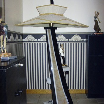 My old lamps,