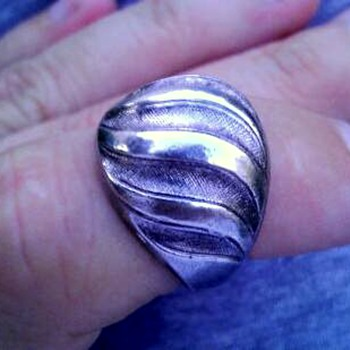 Clark & coomb mfg. co. sterling ring? - Fine Jewelry