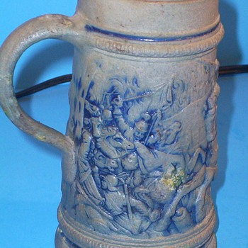 Early German Stein (or) Trash?