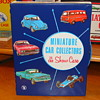 Vintage Matchbox Cars and Case from the 1960s.